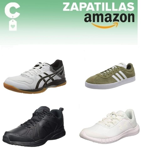 11 chollos en tallas sueltas de zapatillas New Balance, Mizuno, Puma o Adidas por menos de 40 euros en Amazon