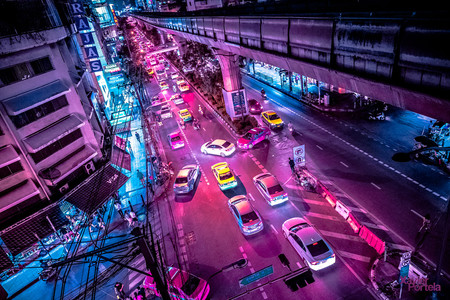 Bangkok Glow Xavier Portela 4