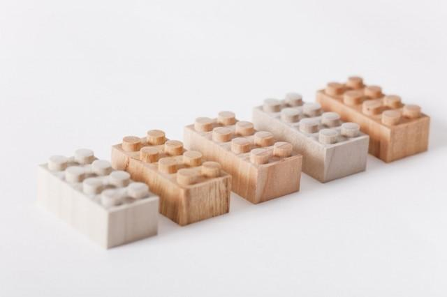 Lego-madera