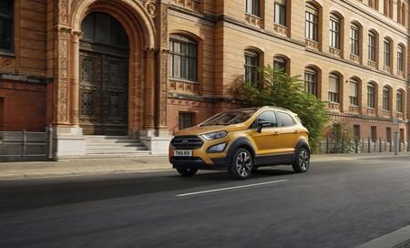 El Ford EcoSport Active se estrena como el EcoSport más equipado, sólo con un motor de 125 CV y por 24.100 euros