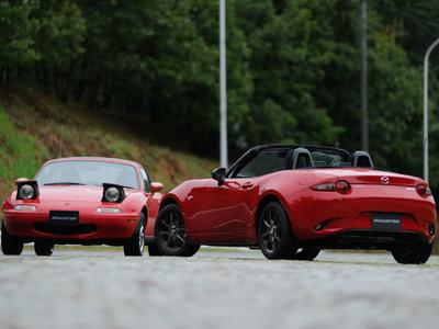 Para que todo el mundo sea feliz, Mazda tendrá una línea de restauración volcada en los MX-5 NA