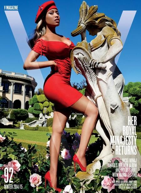 V Magazine: Nicki MInaj