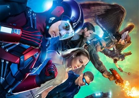 'Legends of Tomorrow', nuevo tráiler y cartel del esperado spin-off de 'The Flash' y 'Arrow'