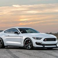 Así suena el diabólico Shelby Mustang GT350R de Hennessey Performance, con su 5.2 litros V8 de 870 CV