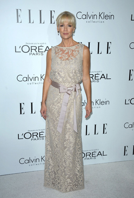 jennie garth fiesta Elle Women in Hollywood 2012