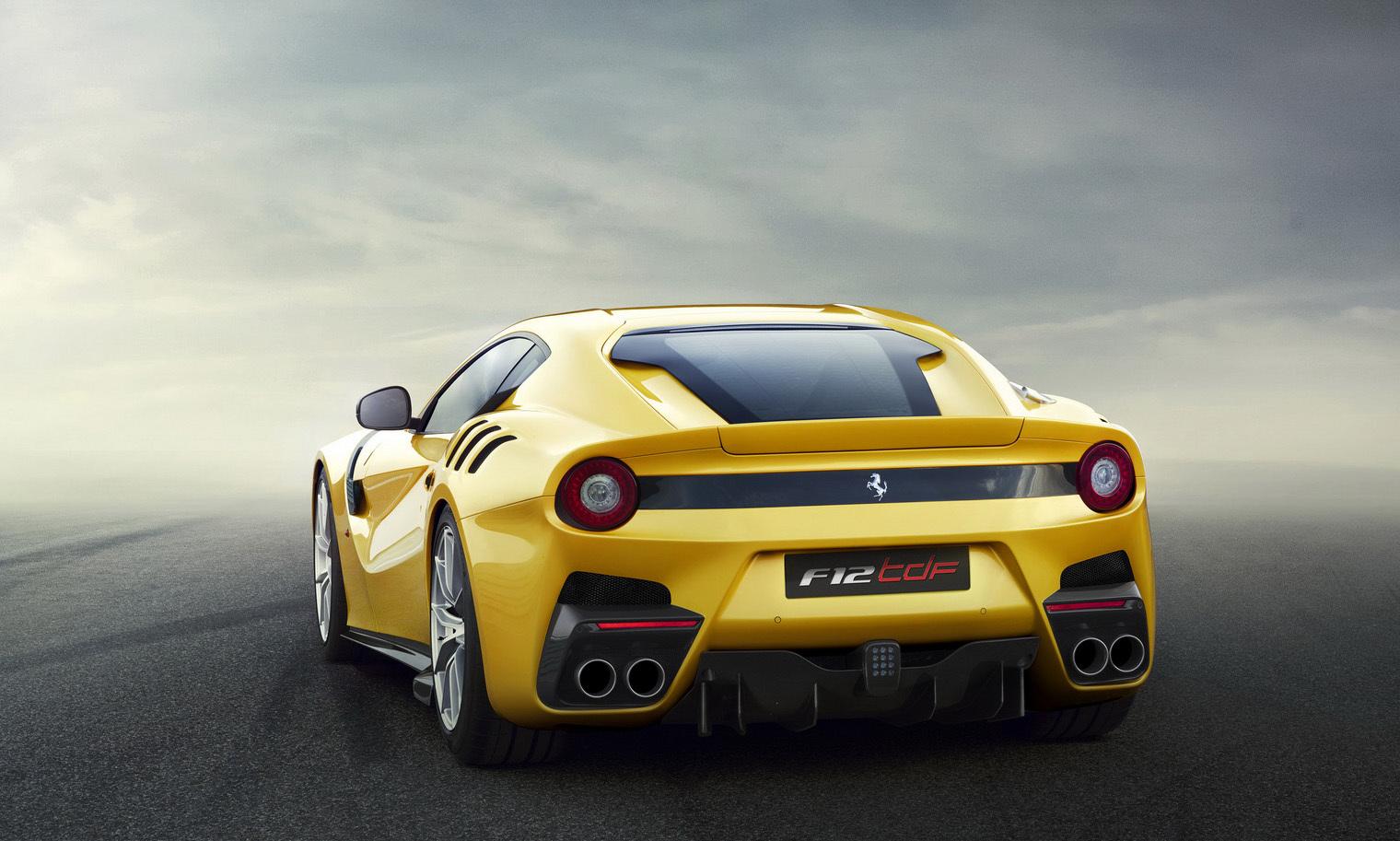 Foto de Ferrari F12tdf (5/7)