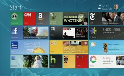 """""""Pocahontas"""", o cuánto cambiaron las cosas durante el desarrollo de Windows 8"""