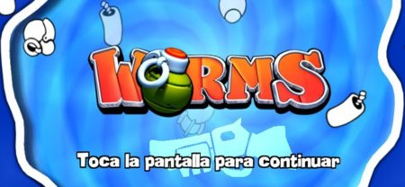 Worms aterriza en Android