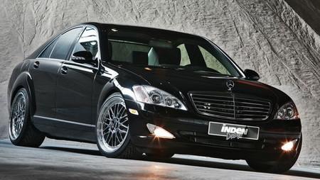 Mercedes Clase S por Inden Design