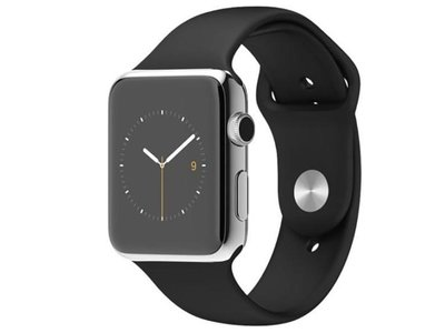 El Apple Watch de primera generación en 42mm y aluminio sigue bajando en Amazon: 313 euros