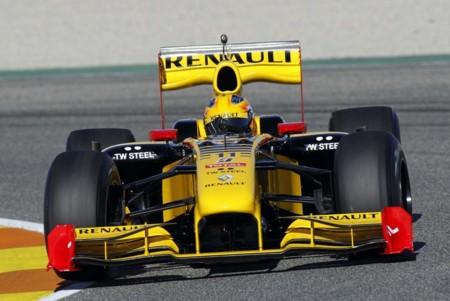 Renault regresa a la Fórmula 1 como equipo oficial en 2016