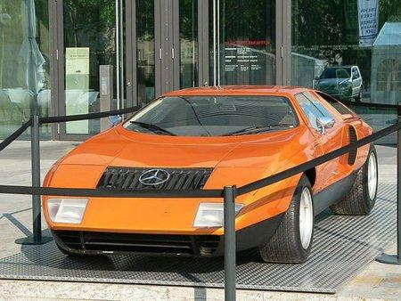 Mercedes-Benz C 111 (parte 2)