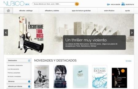Nubico, la suscripción para leer de Telefónica y Círculo de lectores, llega en septiembre