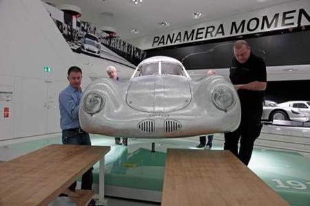 Porsche Type 64. El primer Porsche de competición