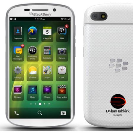 Rumor: Así podría ser el BlackBerry A10