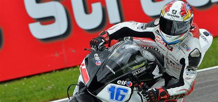 Supersport Italia 2012: Jules Cluzel consigue su primera victoria
