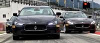 Llega la nueva temporada de cursos de conducción Maserati