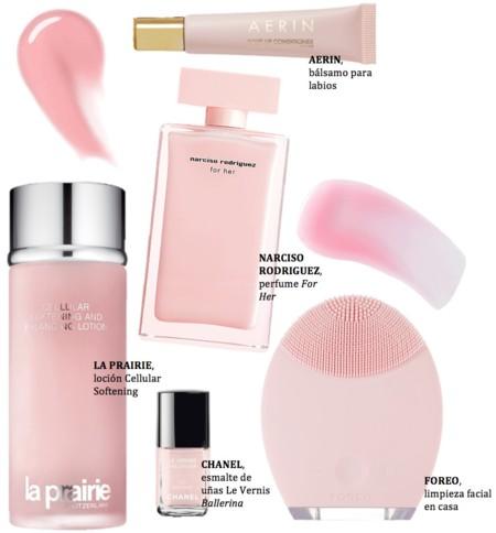 Productos Belleza Rosa Cuarzo
