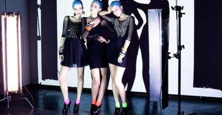 Cinco vestidos low-cost para brillar con luz propia en las fiestas navideñas