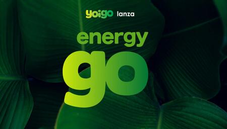 """Yoigo se lanza al mercado de la electricidad con EnergyGO, su servicio de """"energía eléctrica 100% verde"""""""