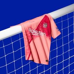 11c975d854745 PES 2019  el FC Barcelona presenta oficialmente su equipación en el ...