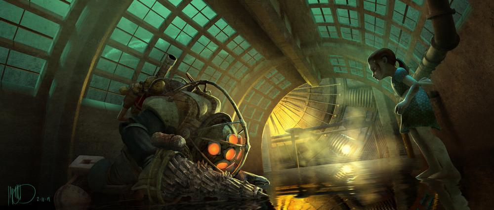 Foto de 'BioShock', imágenes del arte conceptual (9/9)