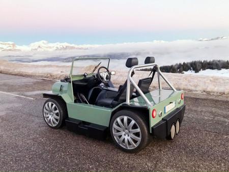 Lazareth V8 Mini Moke 3
