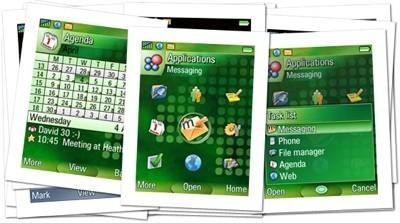 Seis temas gratuitos para móviles UIQ