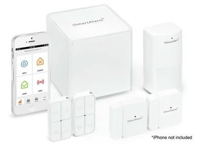 iSmartalarm, un sistema para asegurar tu hogar con control desde el iPhone