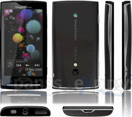 Filtradas las posibles características técnicas del Sony Ericsson Rachael