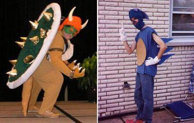 Los CosPlay más ridículos basados en personajes de videojuegos