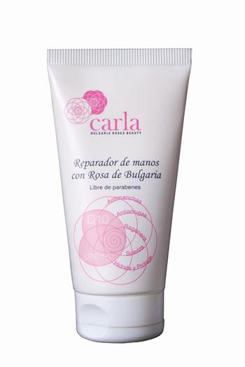 Carla Bulgaria Crema Manos Proteccion Solar
