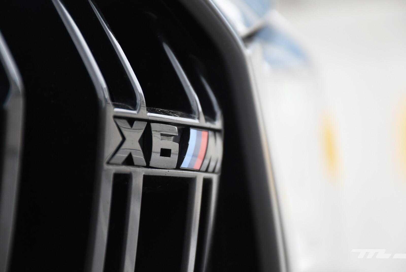 Foto de BMW X6 M Competition 2021 (prueba) (18/27)