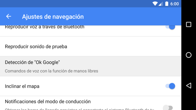 Maps Ok Google