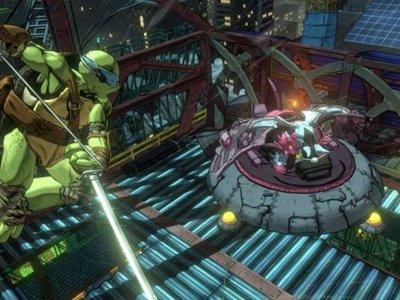 TMNT: Mutants in Manhattan ya se encuentra disponible