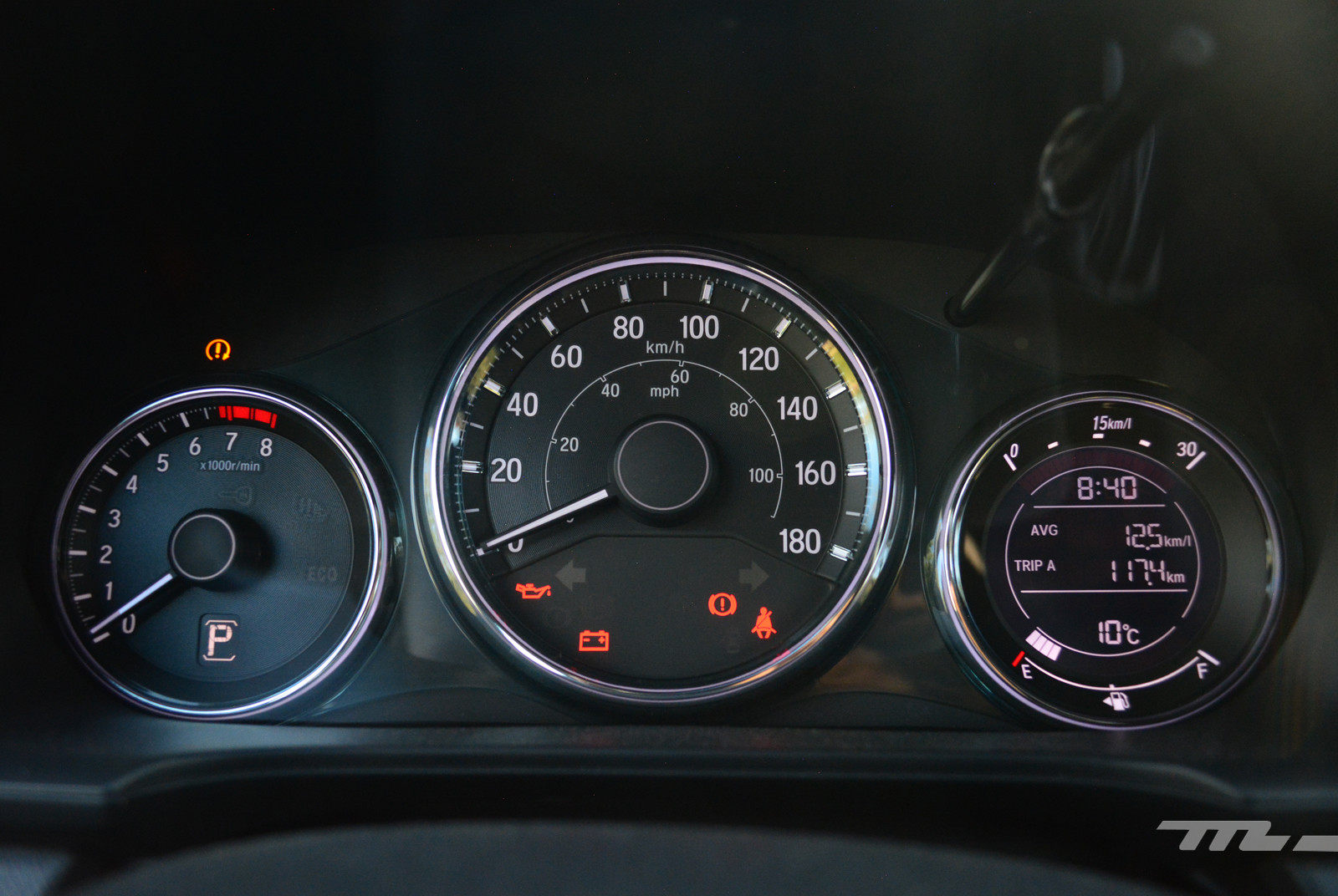 Foto de Honda BR-V (prueba) (11/20)
