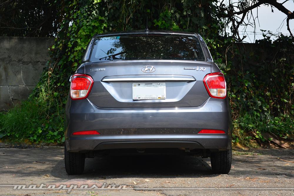 Hyundai Grand I10 Sedan Prueba 1 11