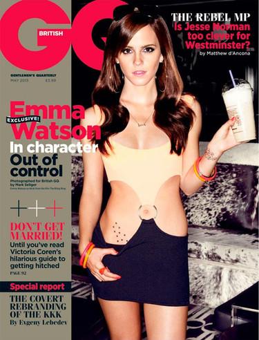 Emma Watson toda una Pretty Woman en GQ
