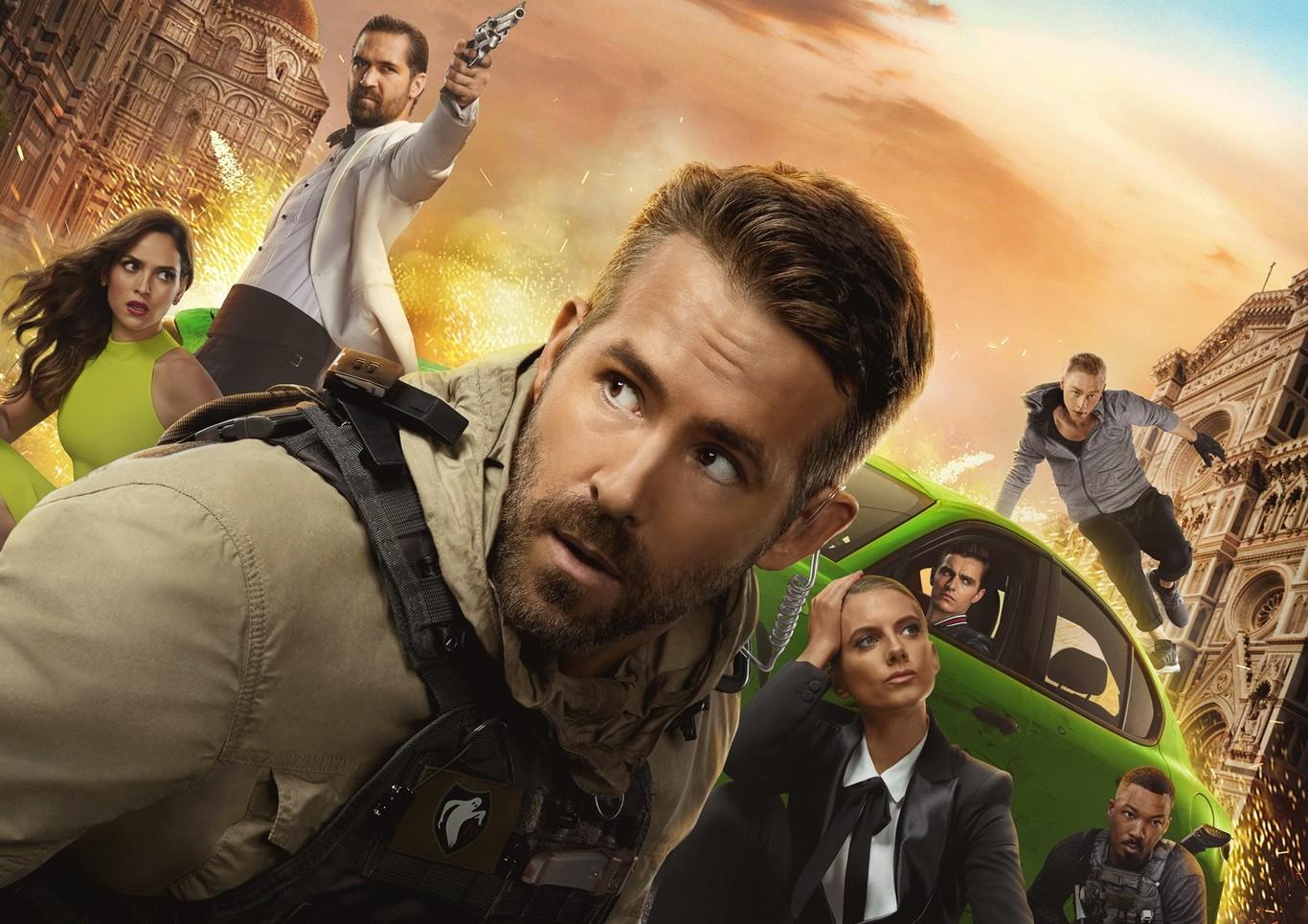 6 en la sombra' es puro Michael Bay: una orgía de acción y disparates para  Netflix