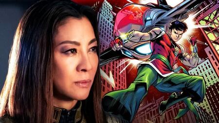 """""""Estoy muy feliz de que tengamos nuestro propio superhéroe"""". Michelle Yeoh celebra la llegada de Shang-Chi al Universo Marvel"""