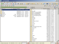 FreeCommander: especial reemplazos de Windows Explorer