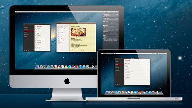 iMac y MacBook Pro