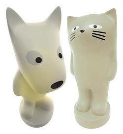 Lámparas mascota
