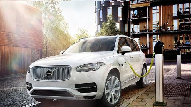 Volvo Ev