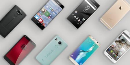 ¡Sin límite de precio! Estos son los mejores smartphones que puedes comprar en México