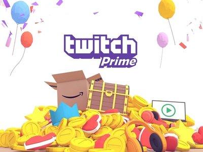 Twitch Prime llega a México, y se une como uno de los beneficios de Amazon Prime