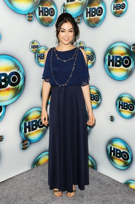 Sasha Grey fiesta de HBO