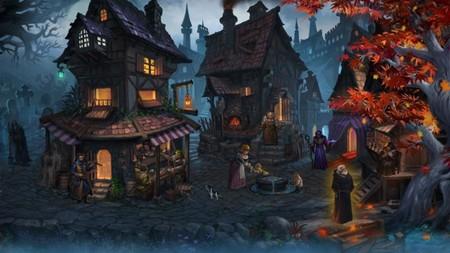 El poblado