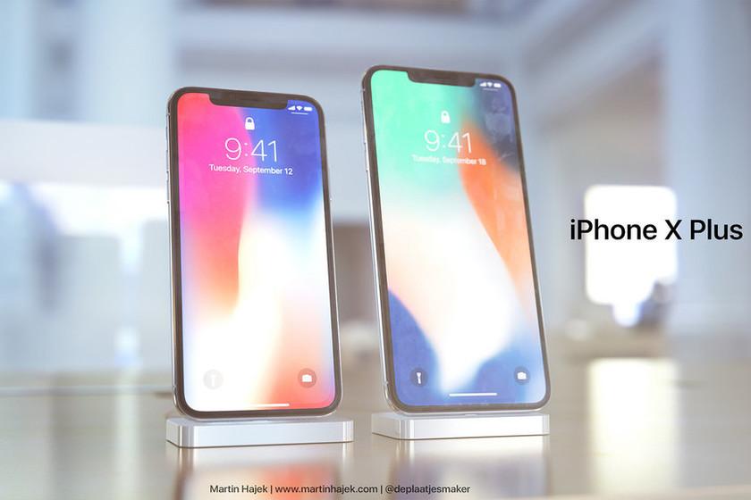 Rumores Iphone X Plus Características Precio Y Fecha De Lanzamiento