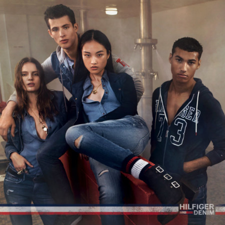 Hilfiger Denim Fall Winter 2015 Campaign 001